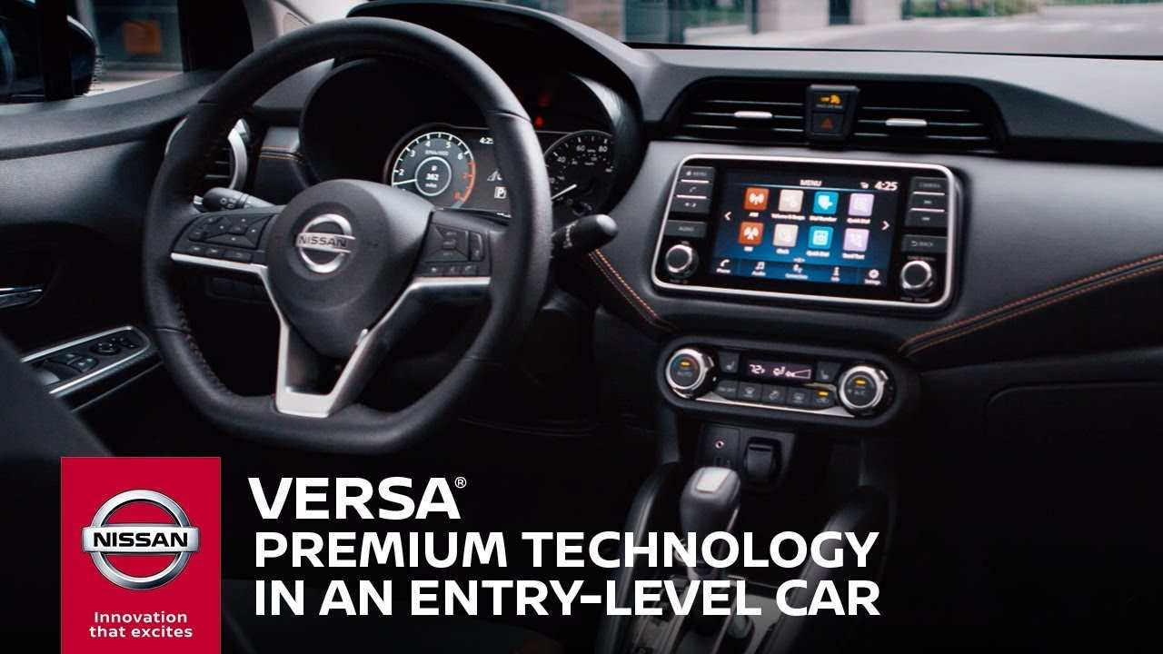 64 Best Nissan Concept 2020 Interior New Review