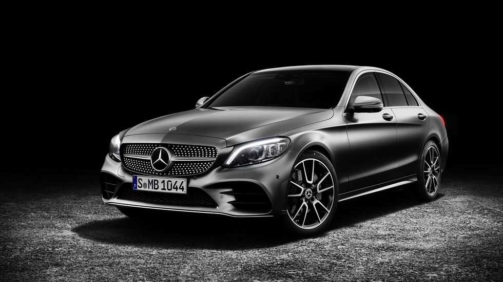 64 New 2019 Mercedes Benz C Class Redesign