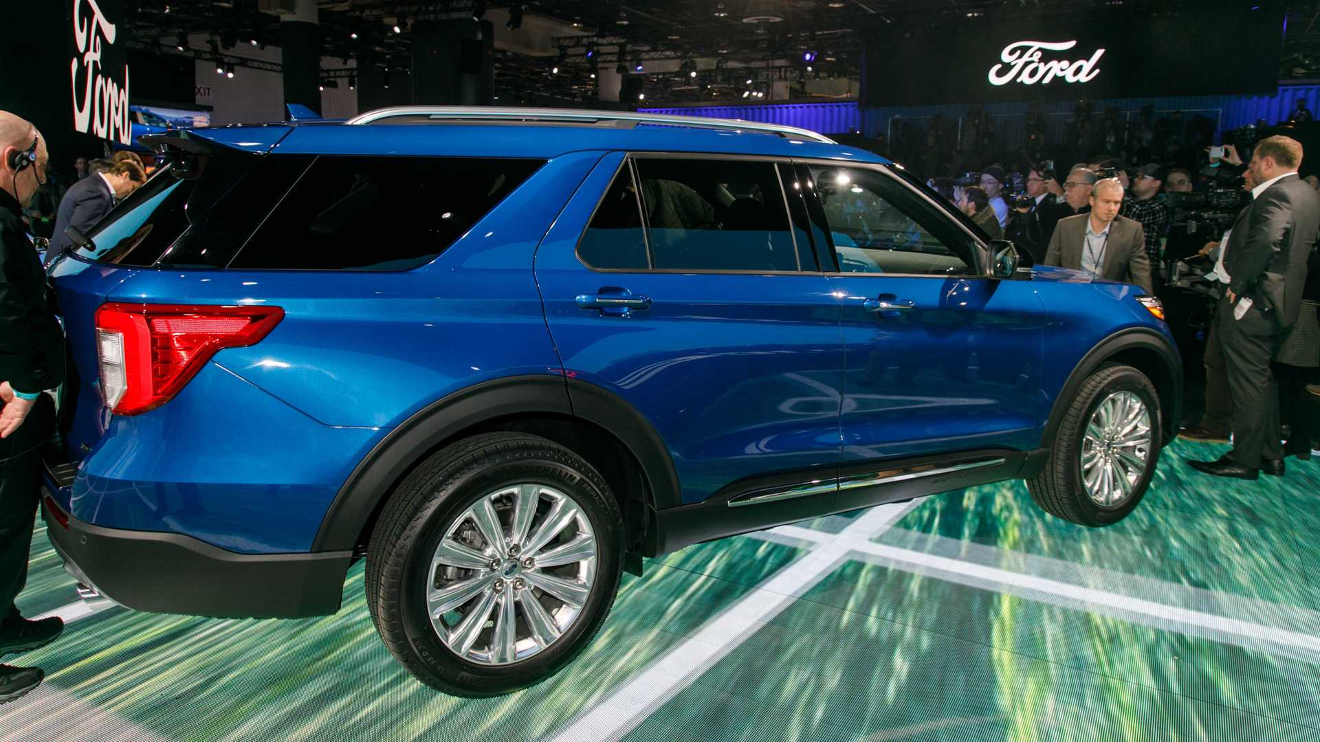64 New 2020 Ford Explorer Hybrid Mpg Price And Release Date