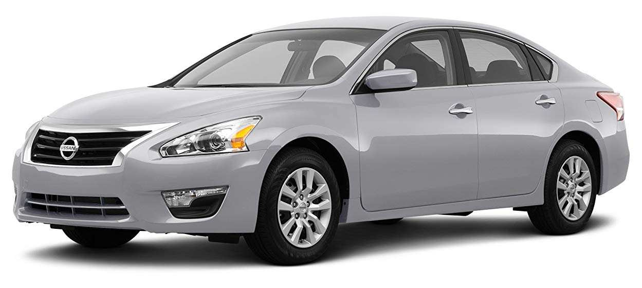 65 A 2013 Nissan Altima Release