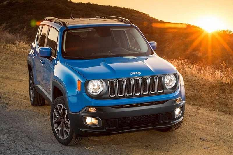 65 A The Jeep Renegade 2019 India New Review New Review