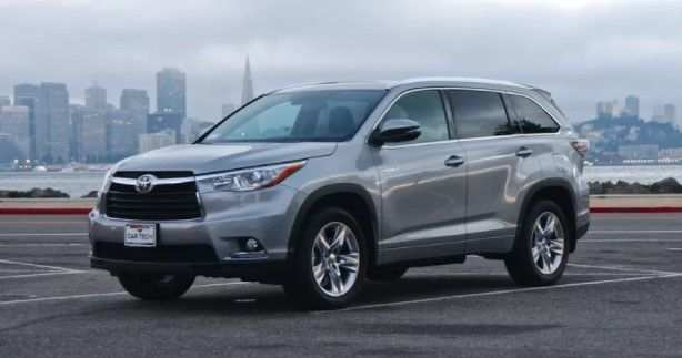 65 Best The Toyota Highlander 2019 Redesign Concept Pictures
