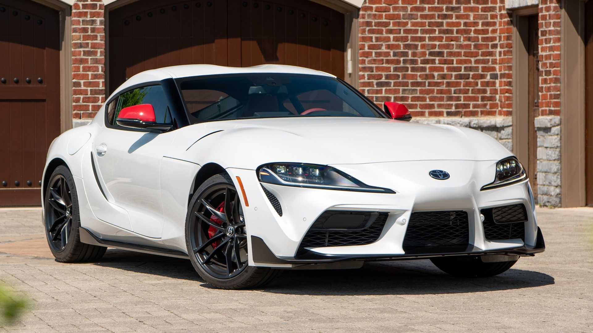 65 New Pictures Of The 2020 Toyota Supra Interior