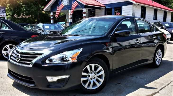 65 The Best 2013 Nissan Altima Review And Release Date