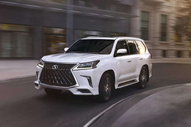 66 A Lexus Lx 570 Year 2020 New Concept