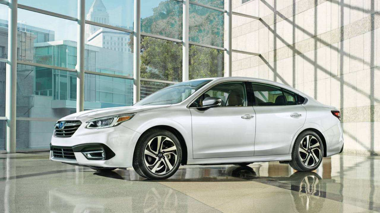 66 A The Subaru Legacy Gt 2019 Performance Redesign