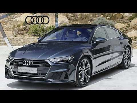 66 All New Linha Audi 2019 New Review History