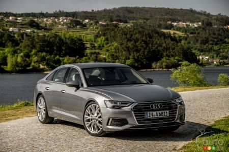 66 All New Linha Audi 2019 New Review Performance And New Engine