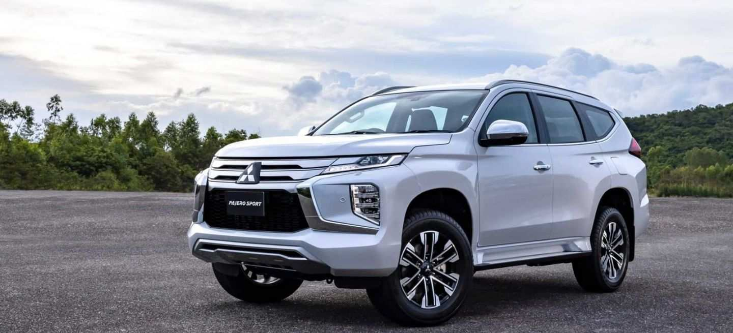 66 Best Mitsubishi Shogun Sport 2020 Pricing