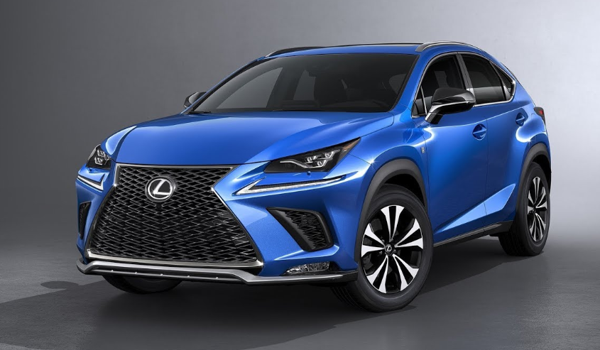 66 The Best 2020 Lexus Rx Release Date Review