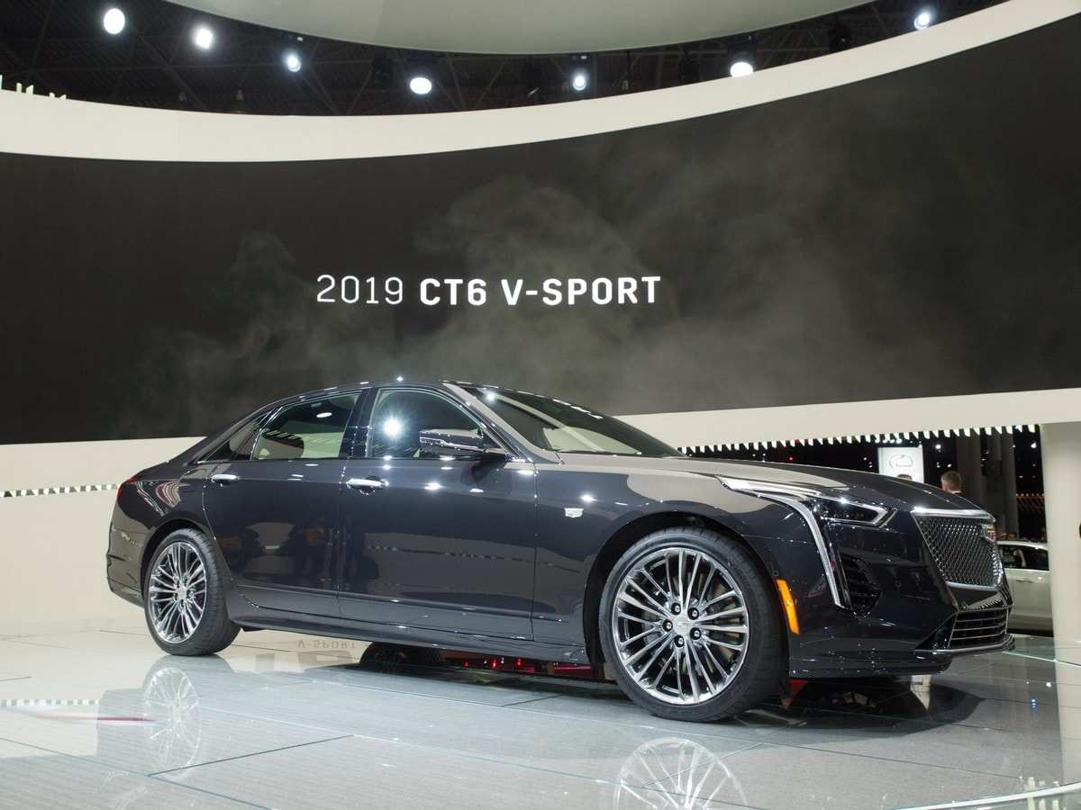 66 The Best Cadillac 2019 Launches Engine Rumors