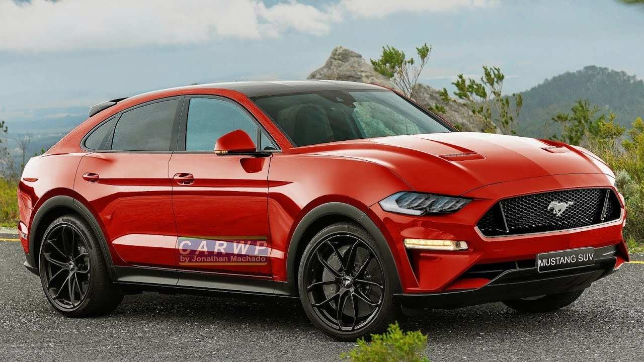 66 The Best Ford Mustang Suv 2020 Rumors