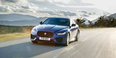66 The Best Jaguar Xe 2020 Review Performance And New Engine