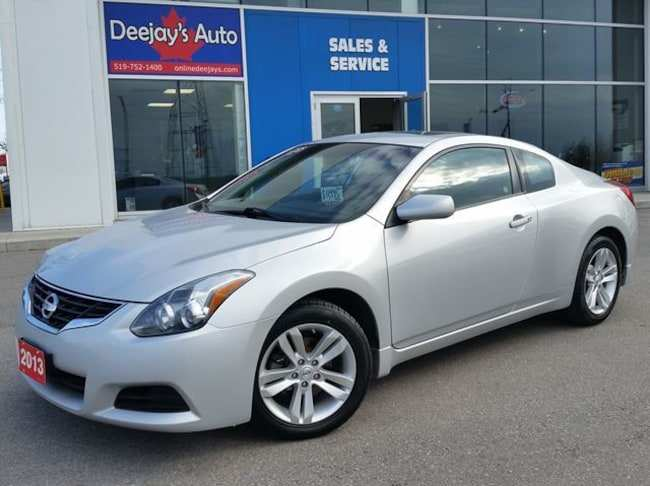 67 A 2013 Nissan Altima Coupe Redesign And Review