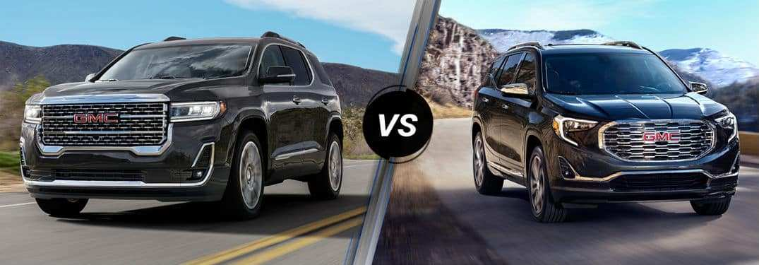 67 A Gmc Acadia 2020 Vs 2019 Release Date