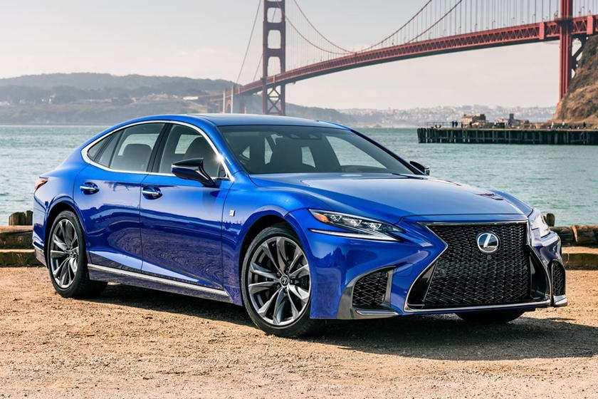 67 All New Lexus Is 2020 Model