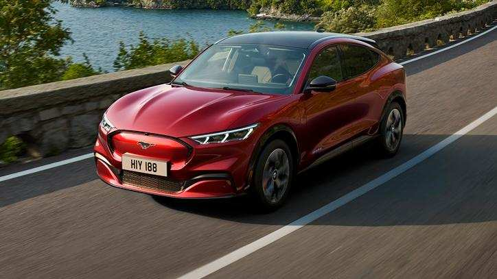 68 A Ford Mustang Suv 2020 Prices
