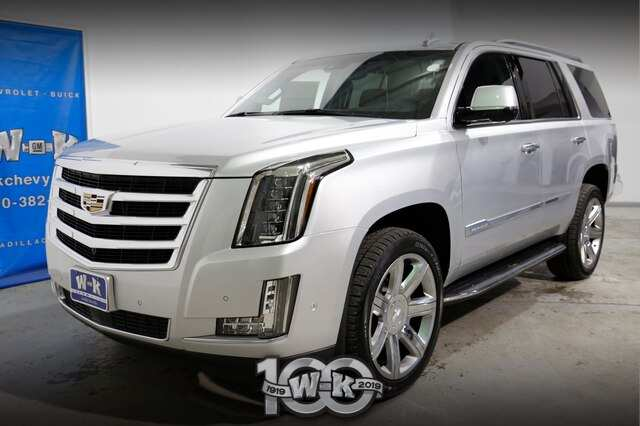 68 All New 2020 Cadillac Escalade Premium Luxury Spy Shoot