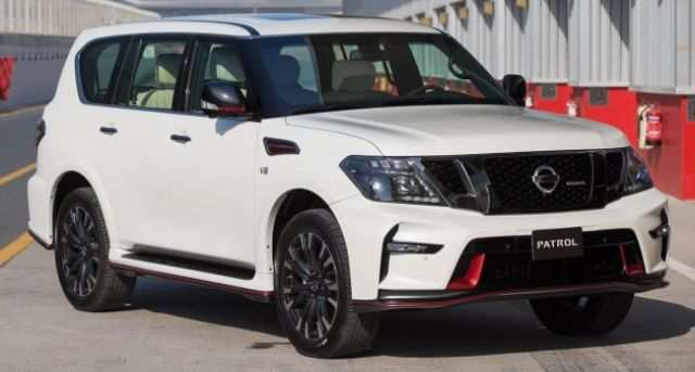 68 Best Nissan Patrol 2020 Redesign Release Date and Concept