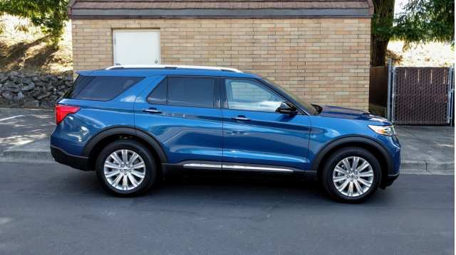 68 New 2020 Ford Explorer Hybrid Mpg New Model And Performance