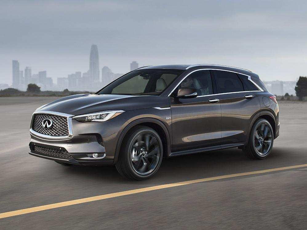 68 New New 2019 Infiniti Qx50 Horsepower Review Release Date