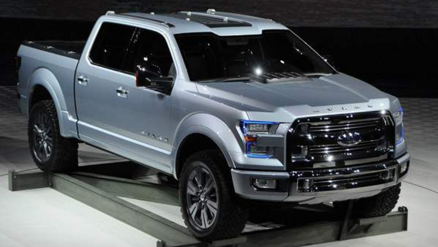 68 The 2020 Ford F 150 Release Spesification