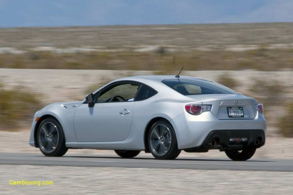 68 The Best 2019 Scion Fr S Sedan Spesification