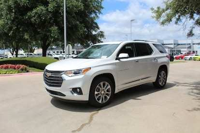 68 The Best Chevrolet Traverse 2020 Exterior