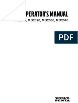 68 The Best Volvo Penta 2020 Manual Pricing