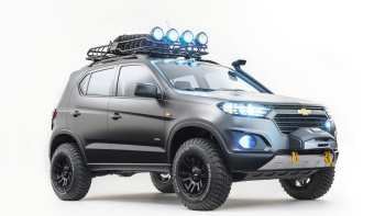 68 The Chevrolet Niva 2020 Configurations