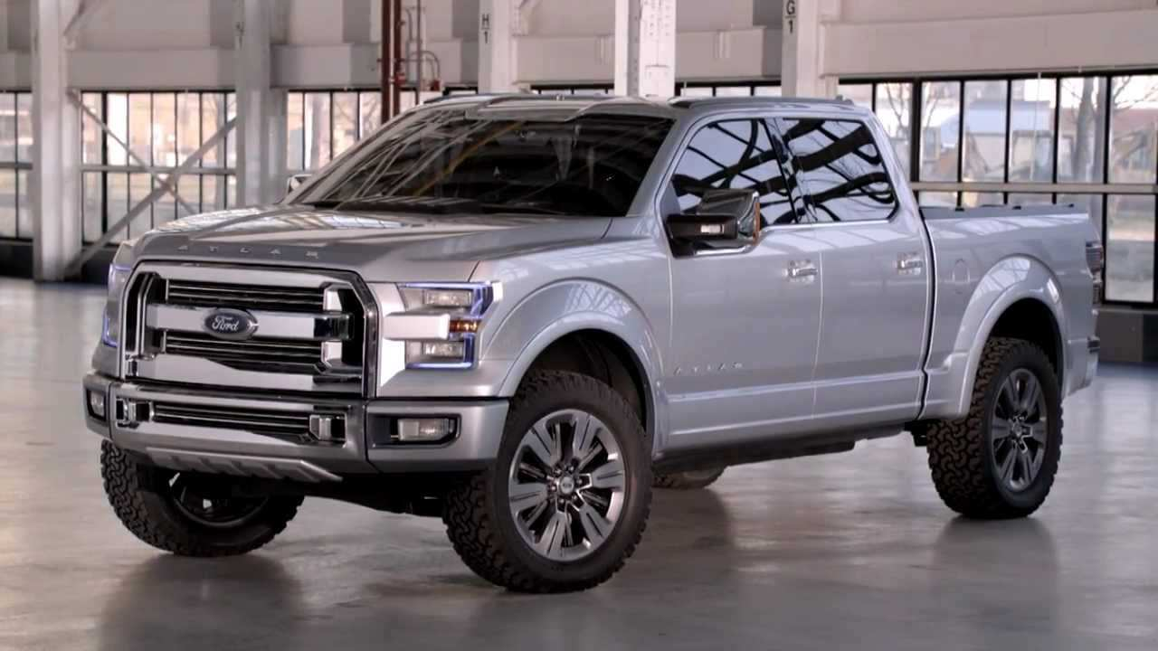 69 A 2020 Ford F150 Atlas Exterior And Interior