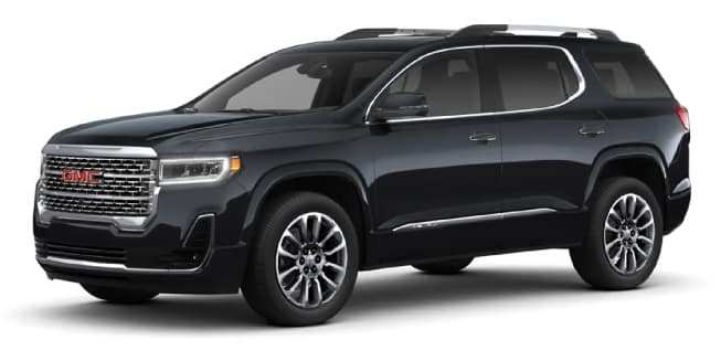 69 A Gmc Acadia 2020 Vs 2019 Spesification