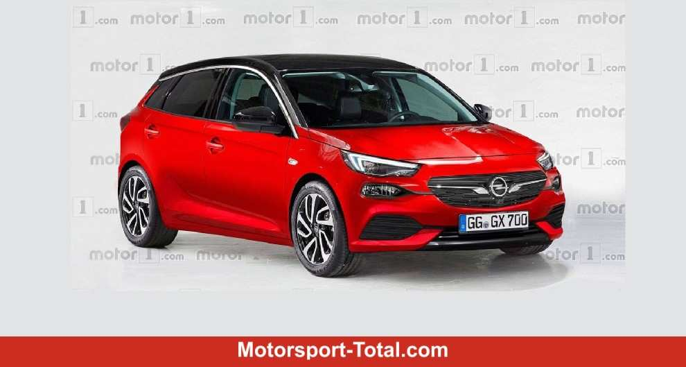 69 A Nouvelle Opel Karl 2020 Configurations