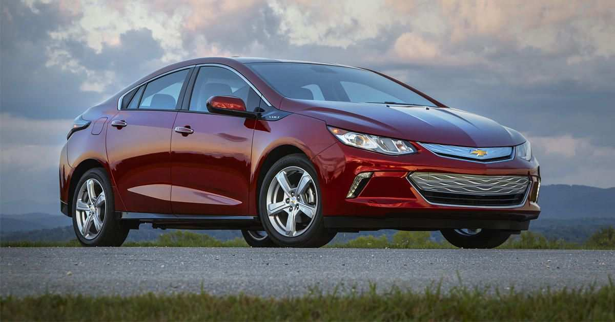 69 All New Best Chevrolet 2019 Volt Concept Price