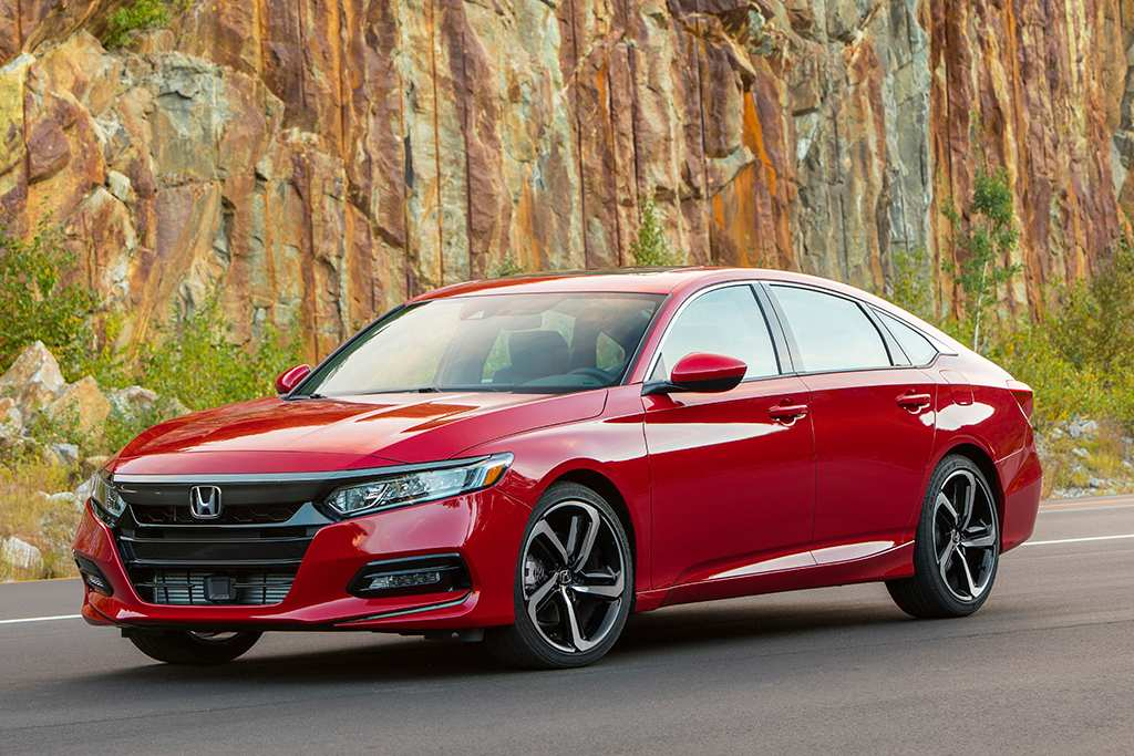 69 All New Honda 2019 Accord Coupe Review Pictures