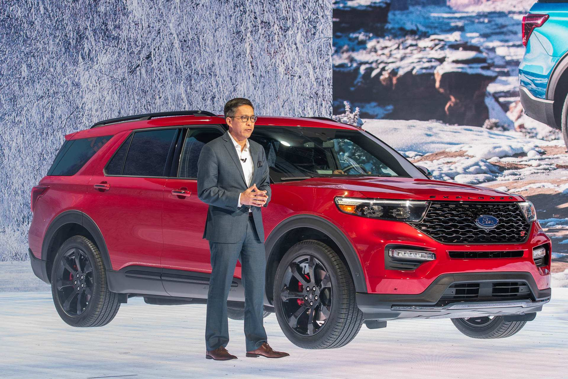 69 New 2020 Ford Explorer Hybrid Mpg Model