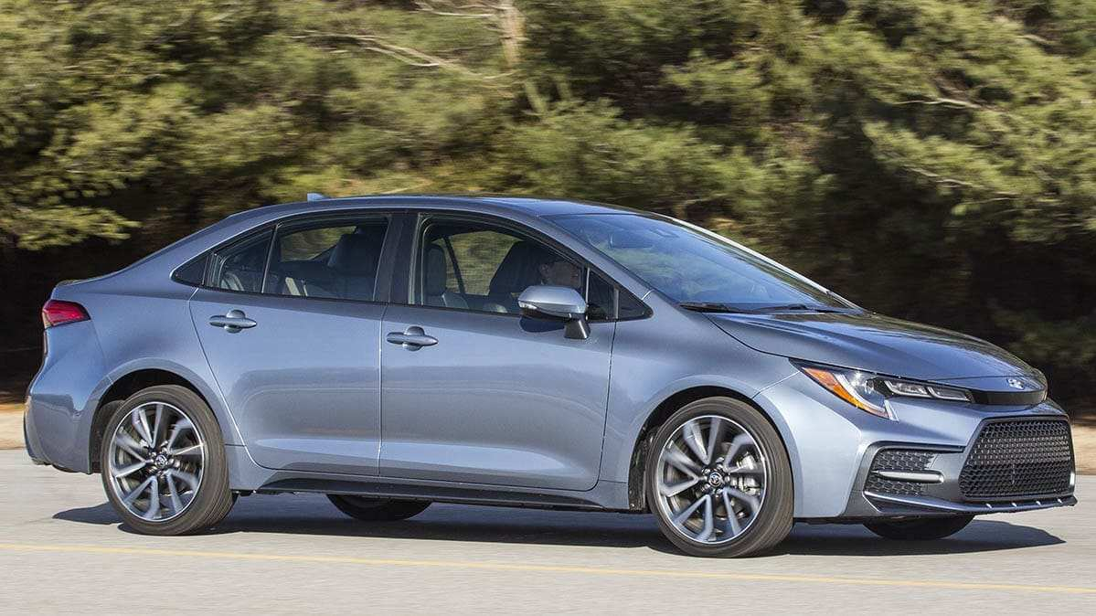 69 New 2020 Toyota Corolla Xse Picture