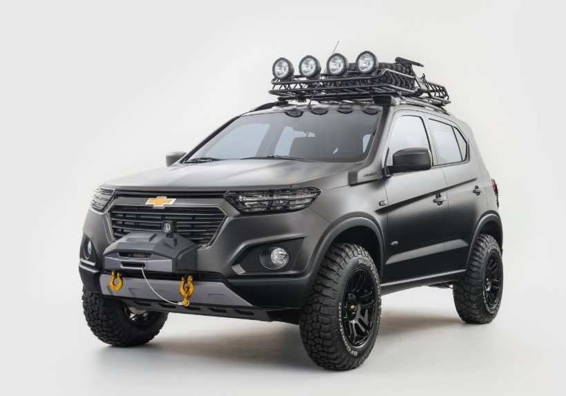 69 New Chevrolet Niva 2020 Speed Test