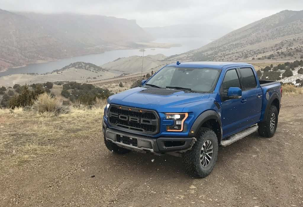 70 A 2019 Gmc Raptor Performance Wallpaper