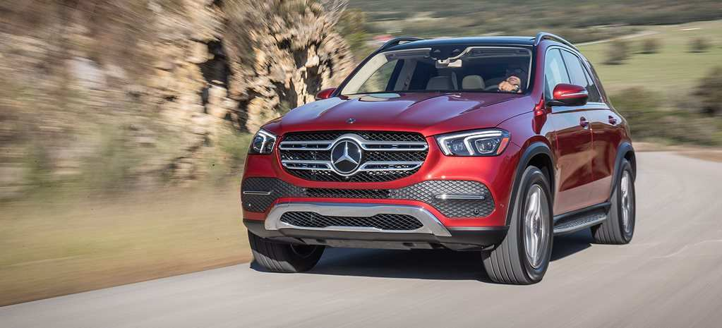 70 The 2019 Mercedes Benz M Class Pictures