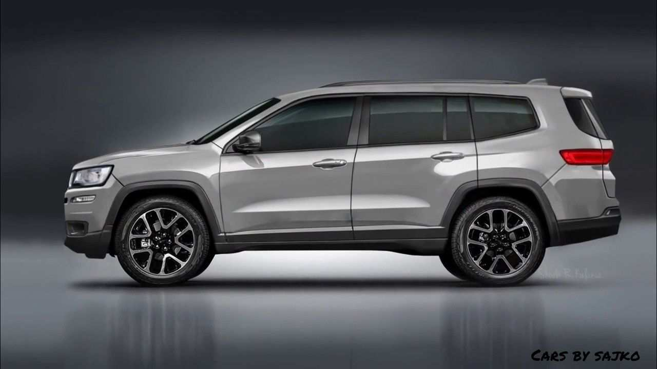 70 The 2020 Jeep Wagoneer And Grand Wagoneer Redesign And Concept