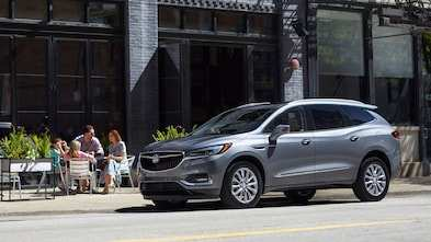 70 The Best The 2019 Buick Enclave Wheelbase Review Redesign And Review