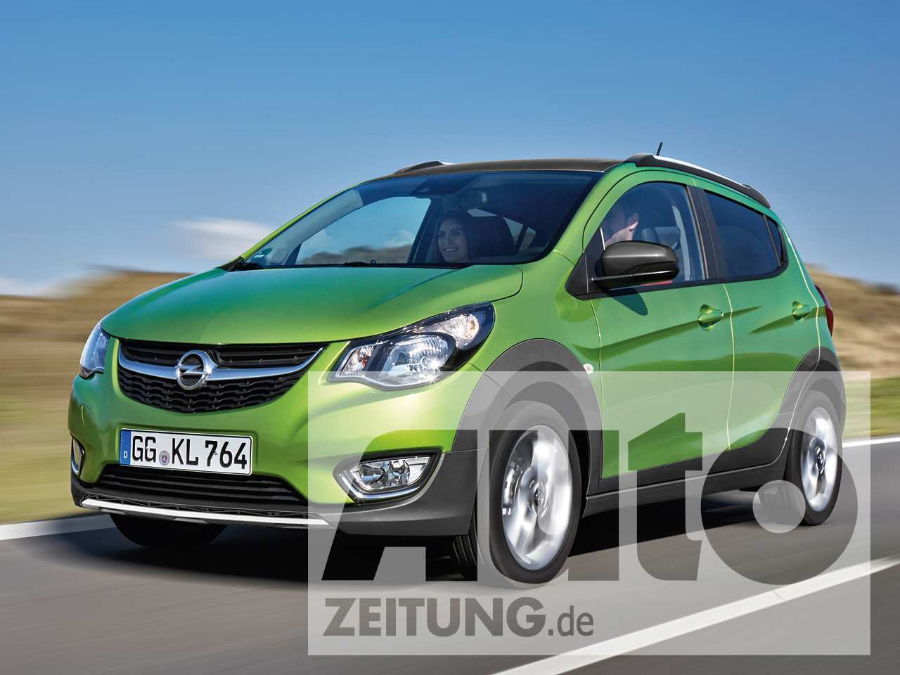 70 The Nouvelle Opel Karl 2020 Price And Release Date