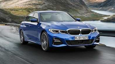 71 All New 2019 Bmw 3 Series 2 Redesign
