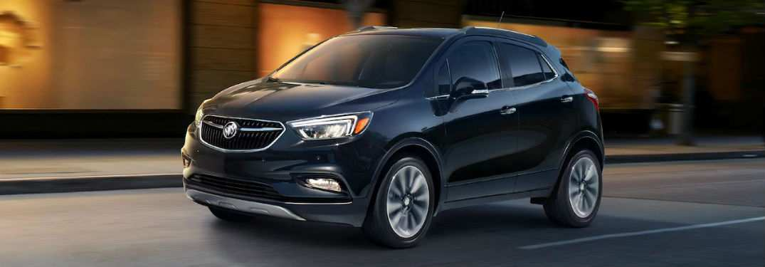 71 All New 2019 Buick Encore Release Date Engine Reviews