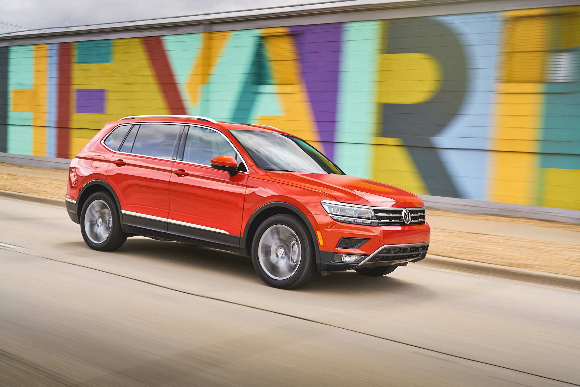 71 All New Volkswagen Tiguan 2020 Speed Test