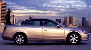 71 New 2005 Nissan Altima Concept