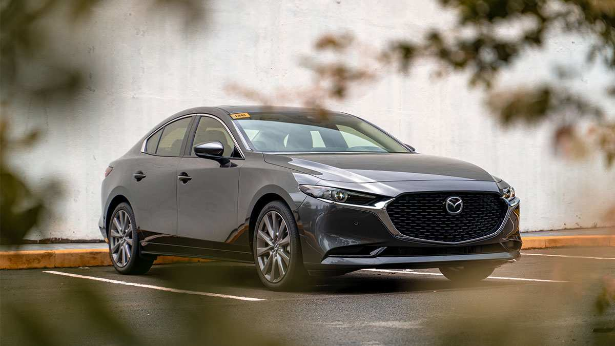 71 The 2020 Mazda 3 Images New Concept