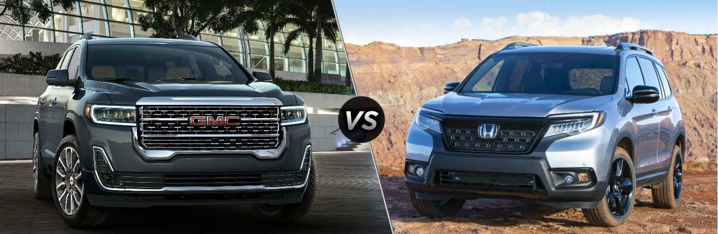 71 The Best Gmc Acadia 2020 Vs 2019 History