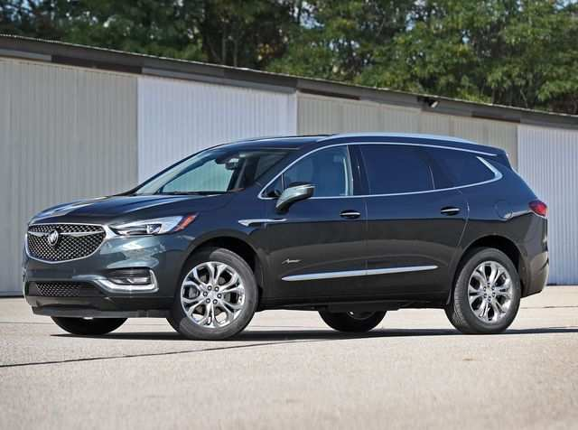 71 The Best The 2019 Buick Enclave Wheelbase Review Wallpaper